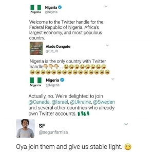 Funny Tweets As Nigeria Joins Twitter